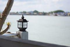 lampe de rivière Photo libre de droits