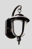 Lampe de réverbère de cru Photo libre de droits