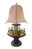 Lampe de Tableau/isolat blanc Image libre de droits
