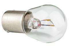 Lampe de voiture sur le fond blanc Photographie stock libre de droits
