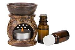 Aromathérapie photo stock