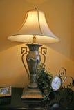 Lampe fleurie Photos libres de droits