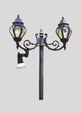 Lampe getrennt auf einem weißen Hintergrund Lizenzfreie Stockbilder