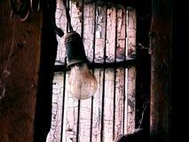 Lampe, heller Stockbild