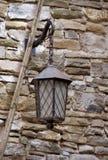 Lampe historique Photo stock