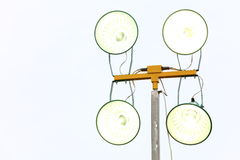 Lampe industrielle Photo stock