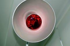 Lampe infrarouge Photo libre de droits