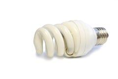 Lampe Leuchtstoff Lizenzfreie Stockbilder