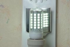 Lampe menée de smd Photographie stock libre de droits