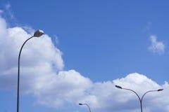 Lampe Polen Lizenzfreie Stockfotos
