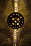 lampe proche vers le haut Image libre de droits