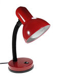 Lampe rouge Images stock