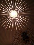 Lampe s'arrêtante Photos libres de droits