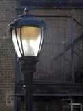 Lampe Sunlit Image stock