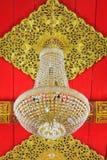 Lampe sur le plafond Photo stock