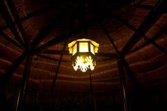 Lampe Thailand Stockfotografie