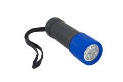 Lampe-torche électrique de poche Photo stock