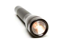Lampe-torche en aluminium photos stock