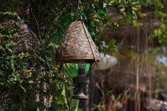 Lampe in Vietnam Lizenzfreie Stockbilder