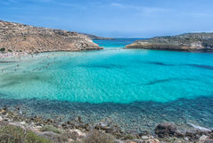 Lampedusa imagen de archivo libre de regalías