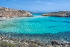 Lampedusa lizenzfreies stockbild