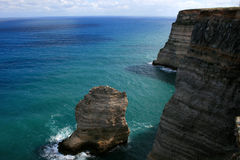 Lampedusa, Sicilia Image stock