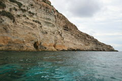 Lampedusa, Sicilia royalty free stock photos
