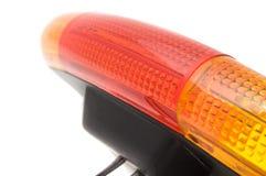 Lampeggiatore della bicicletta Fotografie Stock Libere da Diritti