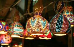 Lampen royalty-vrije stock foto's