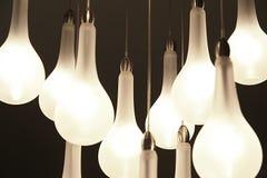 Lampen Stock Fotografie