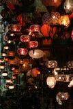 lampen Stockfoto