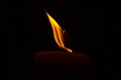 Lampen en kaarsen Royalty-vrije Stock Afbeeldingen