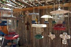 Lampen für Verkauf, San Angelo, Texas, US Stockbilder