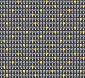 Lampen-nahtloses Muster Stockbilder