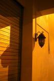 Lampen-Pfosten Lizenzfreies Stockbild