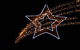 Lampenbeleuchtungsfestival Stockbild