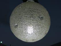 Lampenbereich Stockfoto