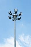 Lampenkontrollturm Stockbild