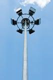 Lampenkontrollturm Stockfotografie