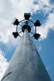 Lampenkontrollturm Lizenzfreie Stockbilder