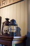 Lampes à pétrole Photographie stock libre de droits