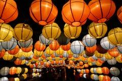 Lampes photographie stock libre de droits
