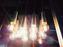 Lampes Image stock