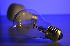 Lampes d'ampoule Image libre de droits