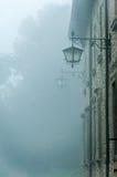 Lampes de brouillard Images stock