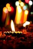 Lampes de Diwali