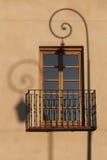 Lampes de nuances de fenêtre images libres de droits