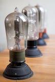 Lampes de vide Image stock