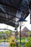 Lampes et ampoules Images libres de droits
