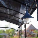 Lampes et ampoules Photographie stock